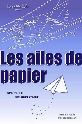 Les ailes de papier