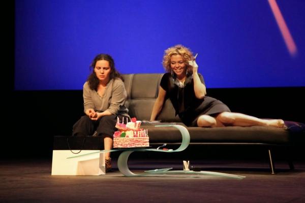 Photo de presse du spectacle La Poupée / la Bambola